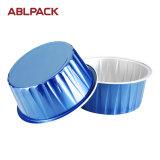 알루미늄 호일 기름이 안 배는 다채로운 컵케이크 굽기 포장지