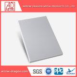 PVDF revêtement métallique de panneaux de plafond de couverture de toiture// soffite