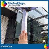 印刷されたアルミニウム折る望楼のおおいのテントを製造するフィート10フィートの*10の