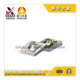Супер минералометаллокерамика карбида вольфрама качества вводит Dnmg от изготовления Zhuzhou