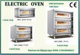 Коммерчески оборудование доставки с обслуживанием нержавеющей стали легкое печет печь с Ce