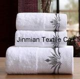 100%年の綿の絶妙な品質32s/2 80X160cmのホテル、鉱泉のための800g浴室タオル