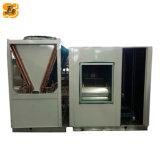 Chw & Dx Downflow 5 Ton Airconditioner van het Dak van de Hoogste