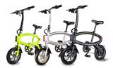 12 дюйма складывая миниый велосипед e
