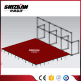 Aluminiumhintergrund-Binder-Lieferant Malaysia