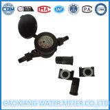 Schwarze Farben-Plastiknylonwasser-Messinstrument