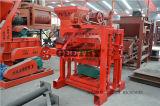Ziegelstein, der manuelle Block-Maschine der Maschinen-Qtj4-40 für Verkauf bildet