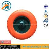 Mousse de PU de Qingdao Jiaonan Fabricant de roues (4.00-8)