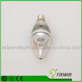 에너지 절약 실내 E12 3W LED 초 전구 E14 LED 전구 램프