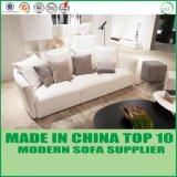 Látex transversal de lazer moderno sofá de couro italiano definir