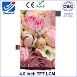 de Resolutie 480*800 LCM van 4 '' LCD TFT Tn