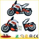 USB fresco de la dimensión de una variable de la motocicleta con el matraz del USB