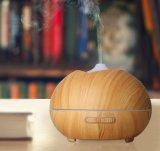 400ml de ultrasone Houten Korrel van de Luchtbevochtigers van de Verspreider Aromatherapy