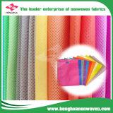 Tessuto non tessuto per i sacchetti variopinti con 100% pp