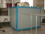 Rivestimento manuale della polvere che cura forno con il trasportatore ambientale