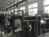 Machine feuilletante semi automatique chaude de courant ascendant de vente et de film de Glueless