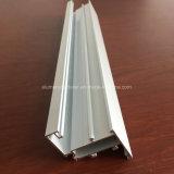 Quadrat, rundes, unterschiedliches Aluminiumlegierung-Strangpresßling-Profil für Tür und Fenster-Gefäß 120