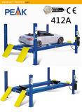 5 año de garantía del vehículo automático de cuatro postes ascensor (412A)