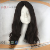 De Pruik van het Kant van het Menselijke Haar van 100% (pPG-l-0838)