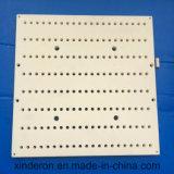 Placas de cerámica del alúmina a prueba de calor con el certificado ISO9001