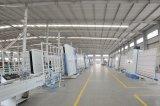 Linha de produção de vidro automática da vitrificação dobro do CNC