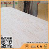 BB/CC Grado Softwod contrachapado de madera de pino para muebles y decoración.