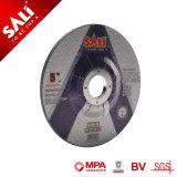 高性能の高品質125mm Inox研摩の中国の粉砕車輪