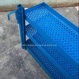 Heißer Verkaufs-Tischplattenmetallkaugummi-Fach-Bildschirmanzeige-Zahnstange
