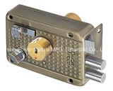 Seguridad de puerta Bloqueo de Rim con doble cilindro y las teclas de ordenador