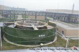 Los tanques de acero esmaltado para tratamiento de aguas residuales