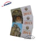 Подарок оптового Printable Barcode пластичный чешет членские билеты