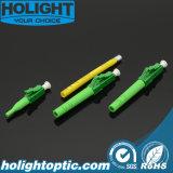 Types de LC/APC de connecteur de fibre optique pour le câble de connexion
