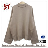 Multicolor cómoda tejer suéteres casuales