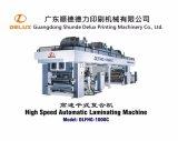 Laminadora seca automática de alta velocidad (DLFHG-1000C)