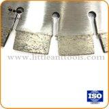 """14 """" 16 """" 20 """" Hulpmiddelen die van de Hardware van het Blad van de Zaag van de Diamant Graniet snijden"""