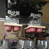 Stampatrice automatica di plastica del rilievo di due colori della capsula