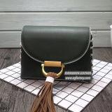 De nieuwe Manier van de Leeswijzer van de Handtassen van het Leer van de Aankomst Echte Dame Shoulder Bag Emg5311