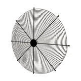 Refroidissement ventilateur Axial Flow de Wire Mesh Grill avec fermeté soudé