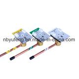 Cjtlw-VAC Adaptador tipo Chemetron & Niple de lubrificação