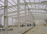 Structure métallique d'atelier lourd de structure de prix usine en Afrique du Sud