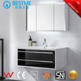 Шкаф ванной комнаты классицистический в древесине Soild (BF-X7090)