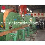 PLCは水平の銅のストリップの連続鋳造機械を制御する