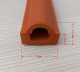 Customized junta de espuma de borracha de silicone macio