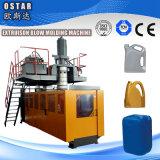Soufflage de corps creux automatique d'extrusion de bouteille de HDPE de 20 litres/machine de moulage