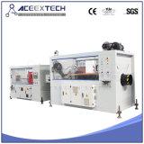 HDPE Rohr-Produktionszweig/PET Plastikrohr-Strangpresßling-Zeile