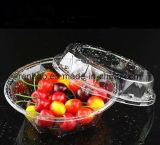 Коробка контейнера плодоовощ любимчика коробки пластичного плодоовощ волдыря любимчика упаковывая пластичная устранимая