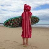 波変更タオルのビーチタオル