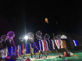 [لد] زاهية خفيفة شفّافة [بوبو] منطاد لأنّ عيد ميلاد [كريستمس دي] ب احتفل [ودّينغ برتي] [ديي]