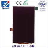 4 '' LCD Tn 480X800 indicador de Mipi de 12 horas