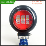 자동차 트럭 LED 안개 램프 30W는 4 인치 빛을 돈다
